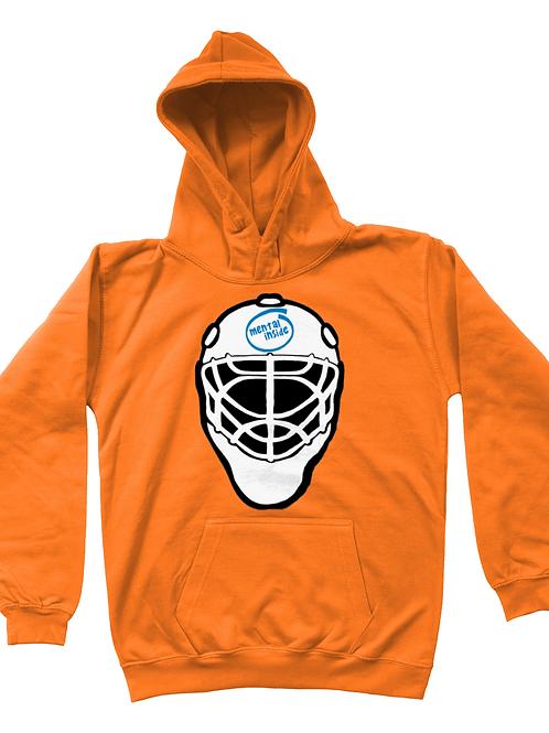 Mental Inside Kids Field Hockey Goalkeeper Hoodie