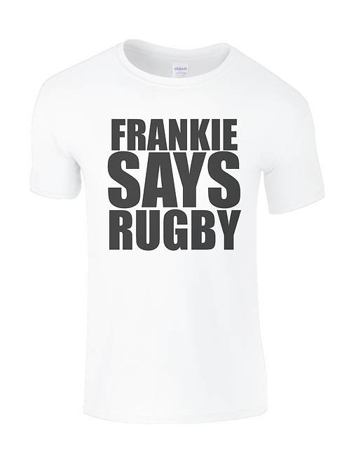 Frankie Says Rugby Kids T-Shirt