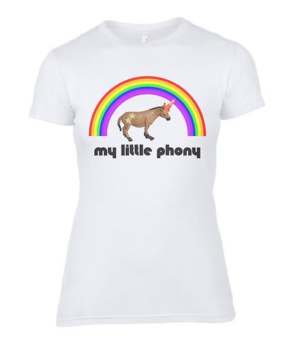 My Little Phony Ladies T-Shirt
