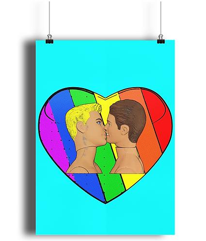 Love & Pride Poster