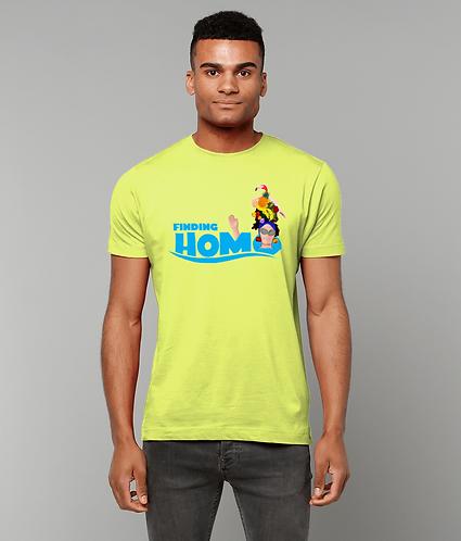 Finding Homo! Funny, Gay, T-Shirt