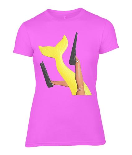 Merlaid Ladies T-Shirt