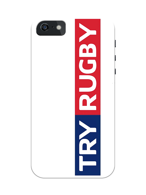 Try Rugby i-phone case