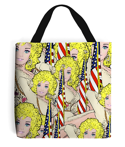 Good Golly, There's Loads of Dolly's! Cool Tote Bag