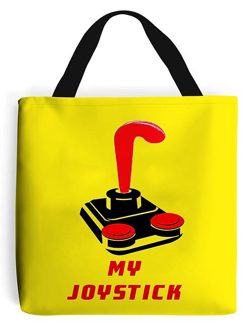 My Joystick Field Hockey Tote Bag