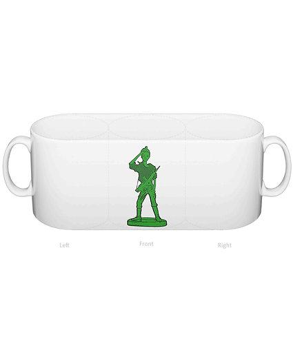 Toy Soldier Girl Mug