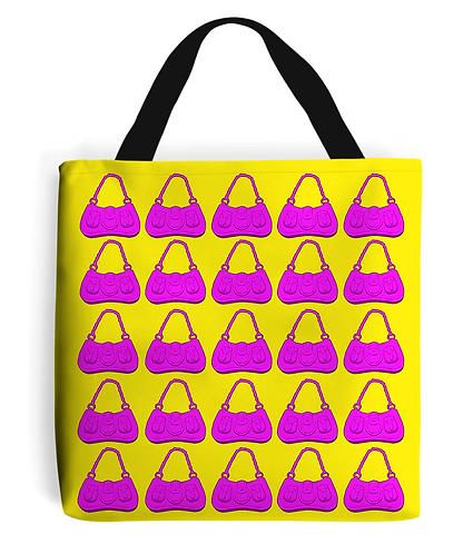Handbag Heaven Tote Bag