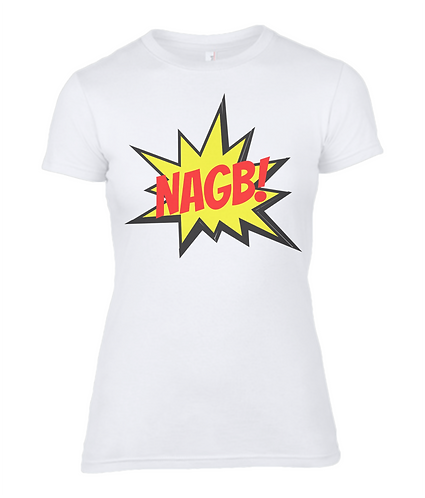 That's Bang Out of Order Ladies T-Shirt