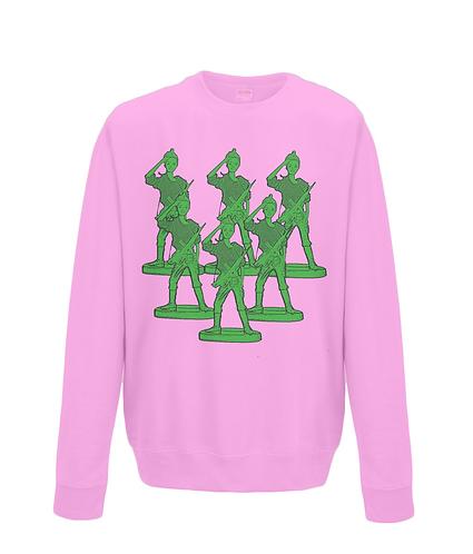 Toy Soldier Army Sweatshirt