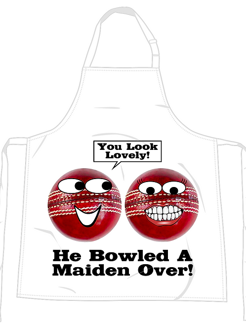 Maiden Over Apron