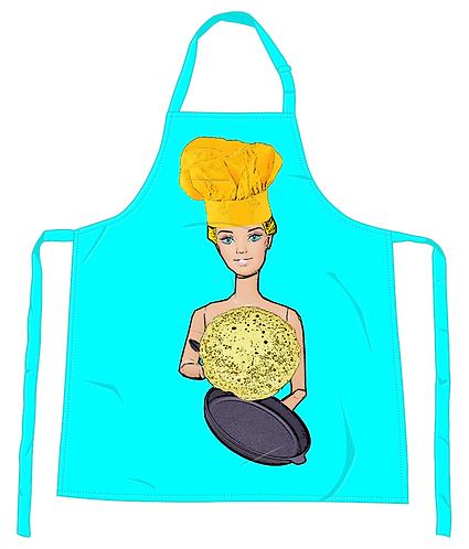 Naked Chef Apron