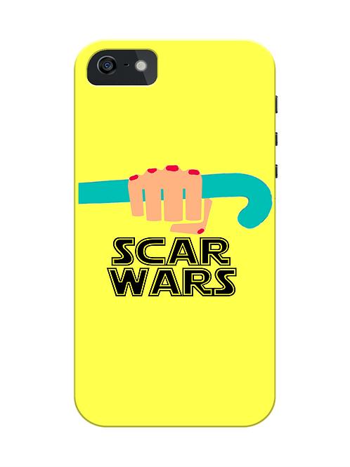 Scar Wars i-phone case