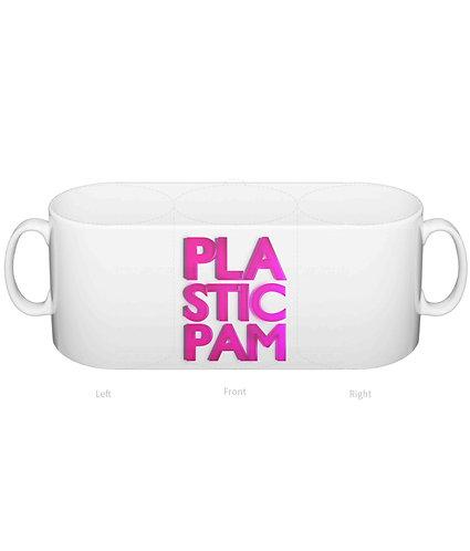 Plastic Pam Mug