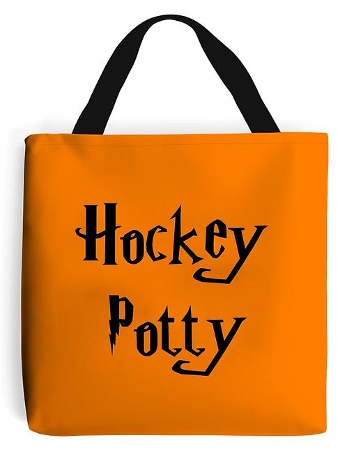 Hockey Potty, Field Hockey Tote Bag