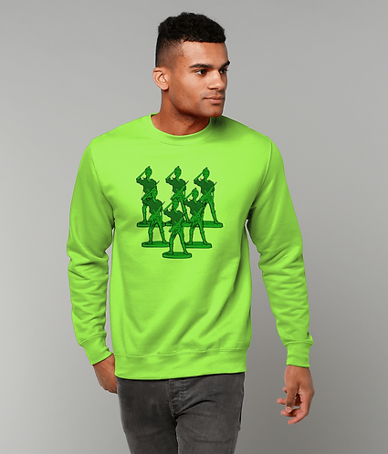 Barbie Army! Funny Sweatshirt