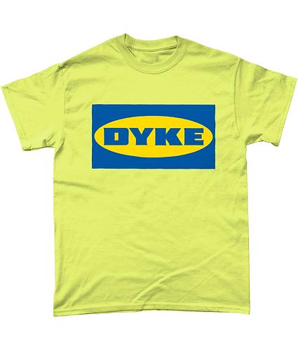 Dyke! Funny Lesbian T-Shirt!