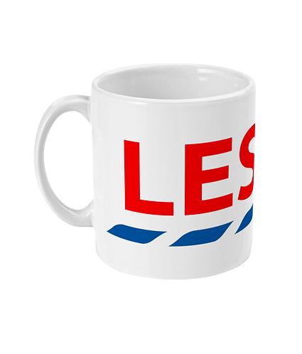 Lesbo! Funny, Lesbian Slogan, Mug