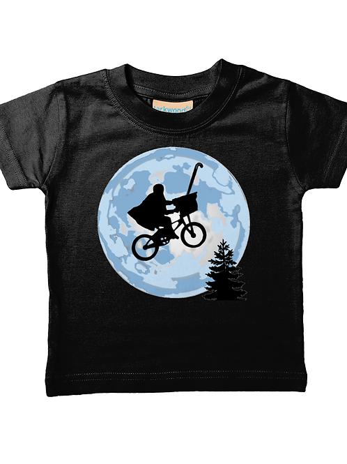Hockey Stick E.T! Cool, Babies Field Hockey T-Shirt
