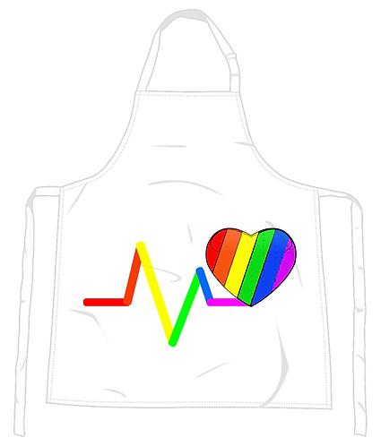 #LoveWins Pulse Apron