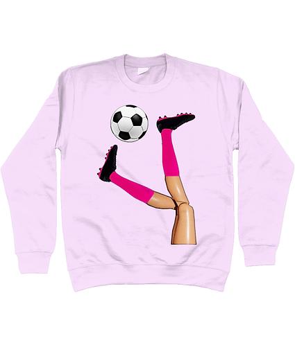 Women's Soccer Sweatshirt