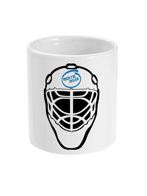Mental Inside Hockey Goalkeeper Mug
