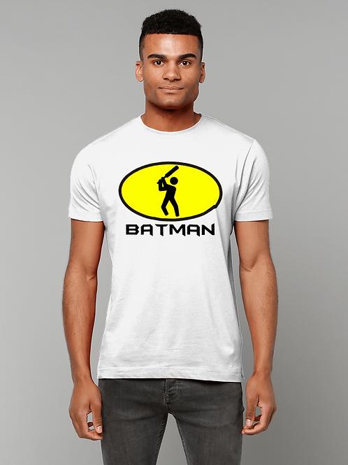 Batman! Funny Cricket T-Shirt