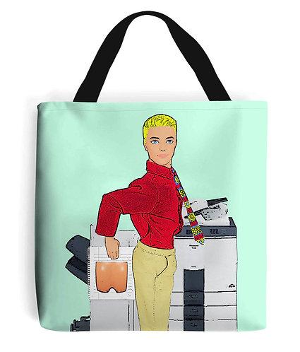 Photocopier Tote Bag