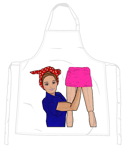 We Can Screw It Apron