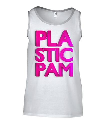 Plastic Pam Tank Top