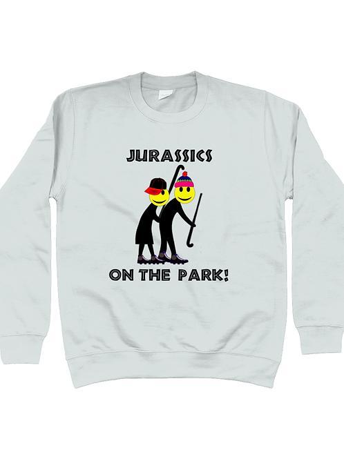 Jurassics On The Park! Field Hockey Sweatshirt