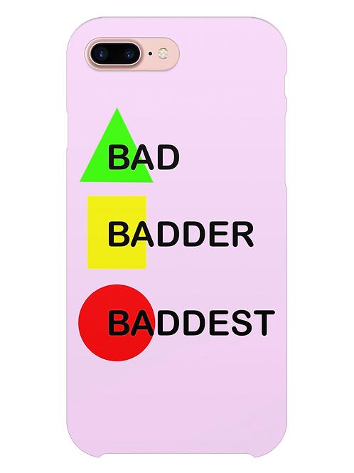 Bad, Badder, Baddest Field Hockey i-phone case