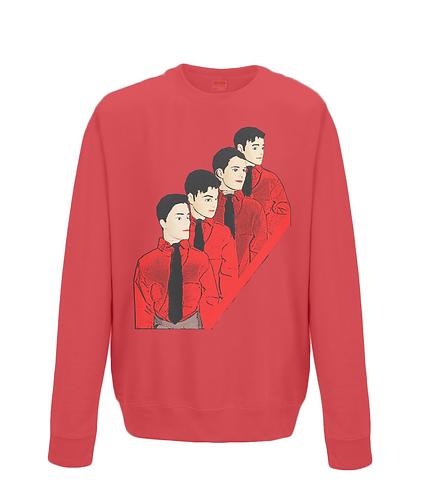 Krafwerk Dolls, Pop Art Sweatshirt