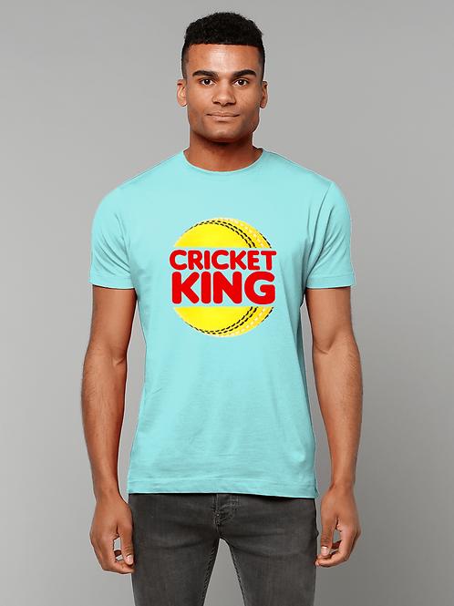 Cricket King! Funny Cricket T-Shirt