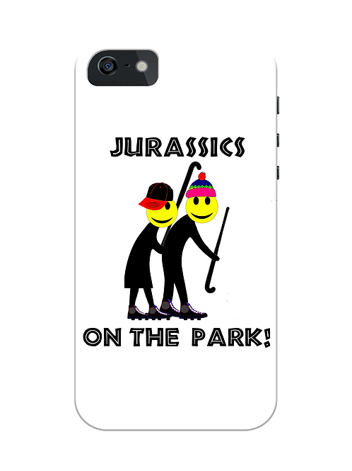 Jurassics On The Park i-phone case