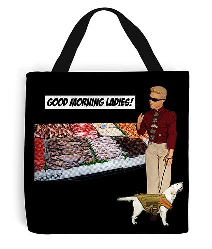 Good Morning Ladies Tote Bag