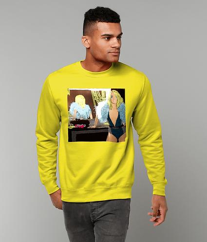 Britney Doll! Funny, Gay Interest Sweatshirt