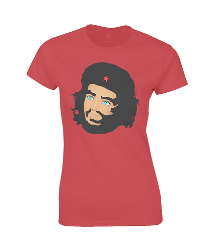 Che! Funny Ladies T-Shirt