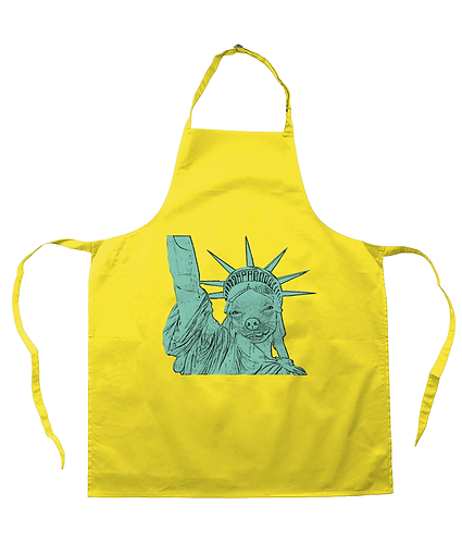 The United State of Chihuahua! Funny, Apron