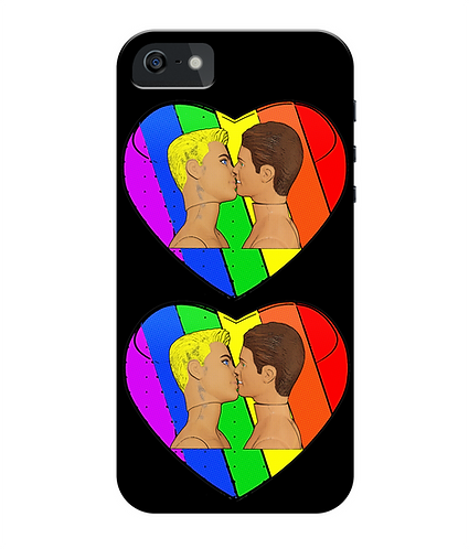 Love & Pride iPhone Case