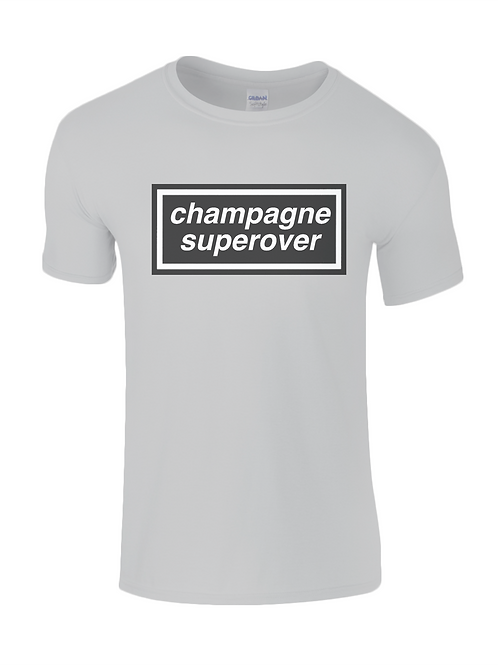 Champagne Superover Mens T-Shirt