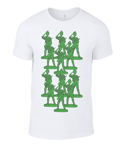 Sally Army Men's T-Shirt