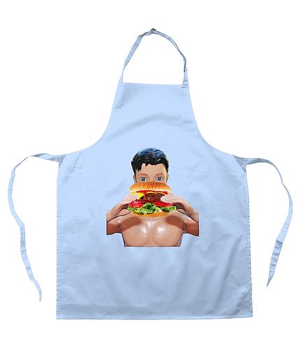 Burger Me! Funny BBQ Apron