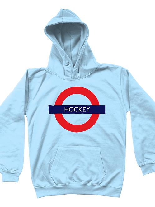Kids Field Hockey Hoodie, Hockey Tube