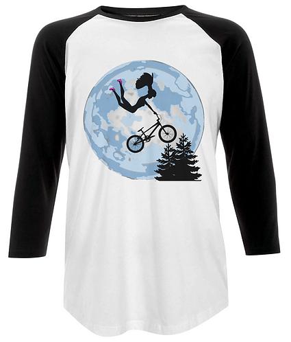 BMX Airtime Baseball Shirt