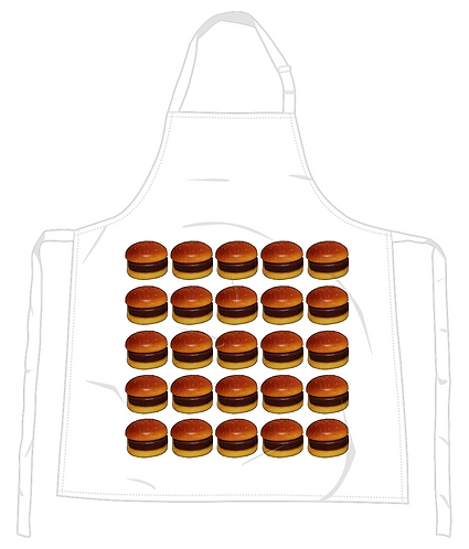 Burger Takeaway Apron