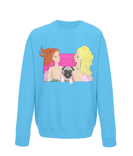 Three's A Crowd Sweatshirt