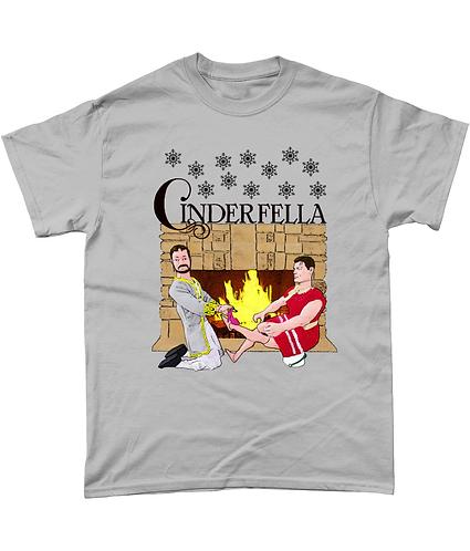 Cinderfella! Funny, Gay, Xmas T-Shirt