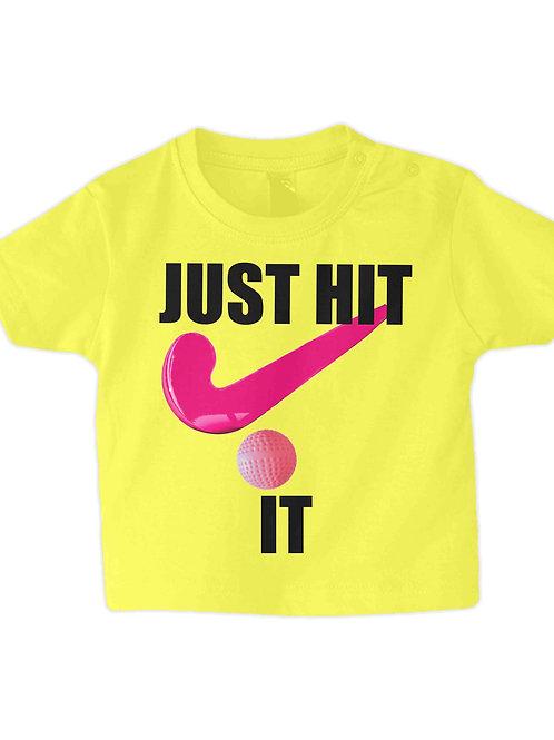 Just Hit It Babies Field Hockey T-Shirt