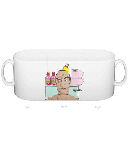 Pepto! Toilet Humour Mug