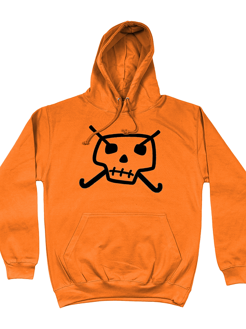 Skull & Hockey Sticks Field Hockey Hoodie